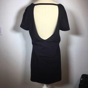 Trunk Ltd Dresses - Vintage Ziggy Stardust band tee dress